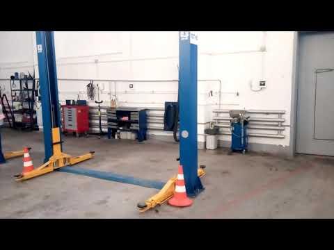 Автосервис самообслуживания (гараж на час)