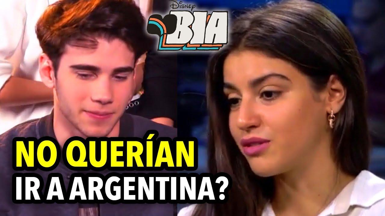 Isabela Souza y Julio Peña FUERON OBLIGADOS A HACER BIA?   25 Datos Curiosos sobre BIA   César Doo