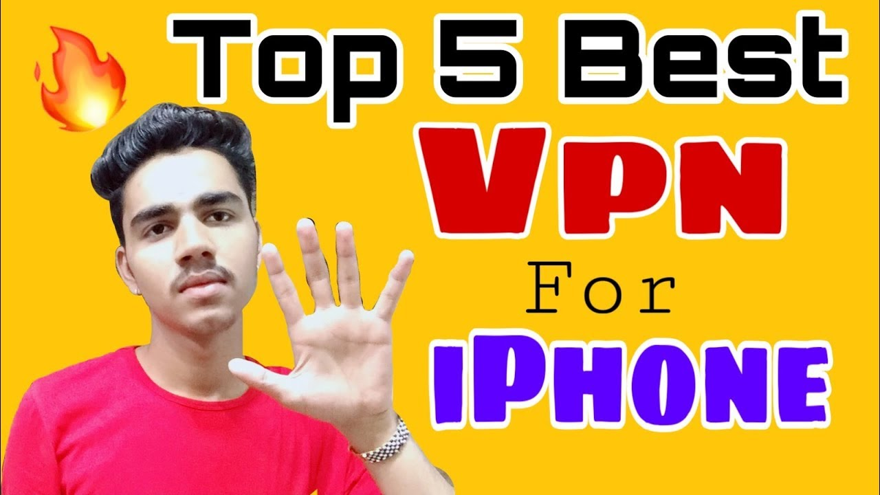 Best 5 Free vpn lifetime free for all iOS versions iphone