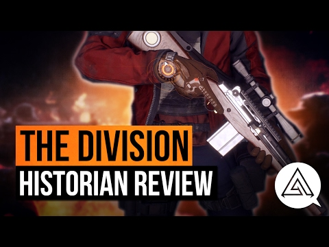 The Division | Patch 1.6 HISTORIAN Exotic Marksman Rifle Review