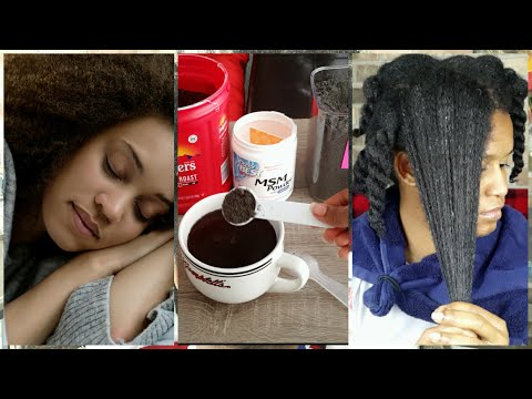 Effective Way To Grow Crazy Hair While Sleeping And Block DHT Naturally