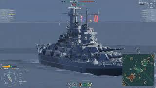 Yamato 300k Damage Ranked