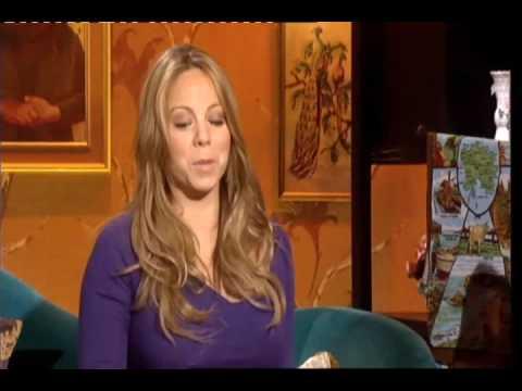 Mariah Carey interview with Alan Carr Part 1
