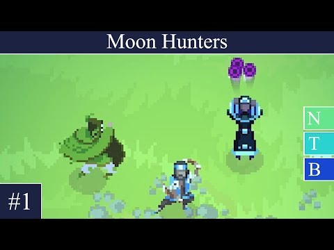 Sharing A Screen | Episode #1 | Moon Hunters |