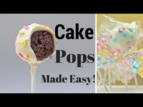 Watch Me Make These Cake Pops From Start To Finish
