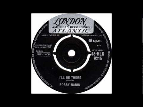 Bobby Darin - I'll Be There - 1960 -London 9215.wmv