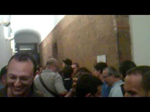Consegna referendum 2011 Palermo. Casino a Palazzo delle Aquile 1