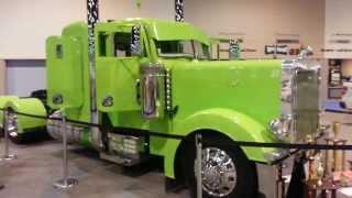 Truck Concept 18 wheeler Detroit Auto Show 2014