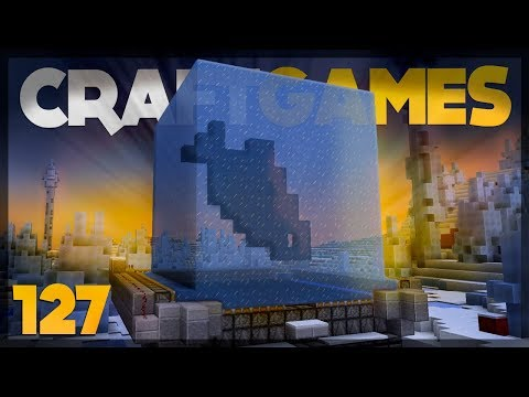 O bloco de gelo GIGANTE! - Craft Games 127
