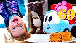 Привет, Бьянка - Морковная Запеканка для детей. Рецепты Бьянки. thumbnail