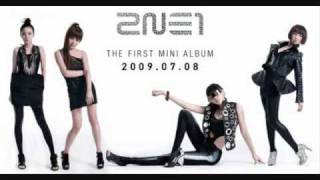 [MP3/DL] 2NE1 - I Don't Care