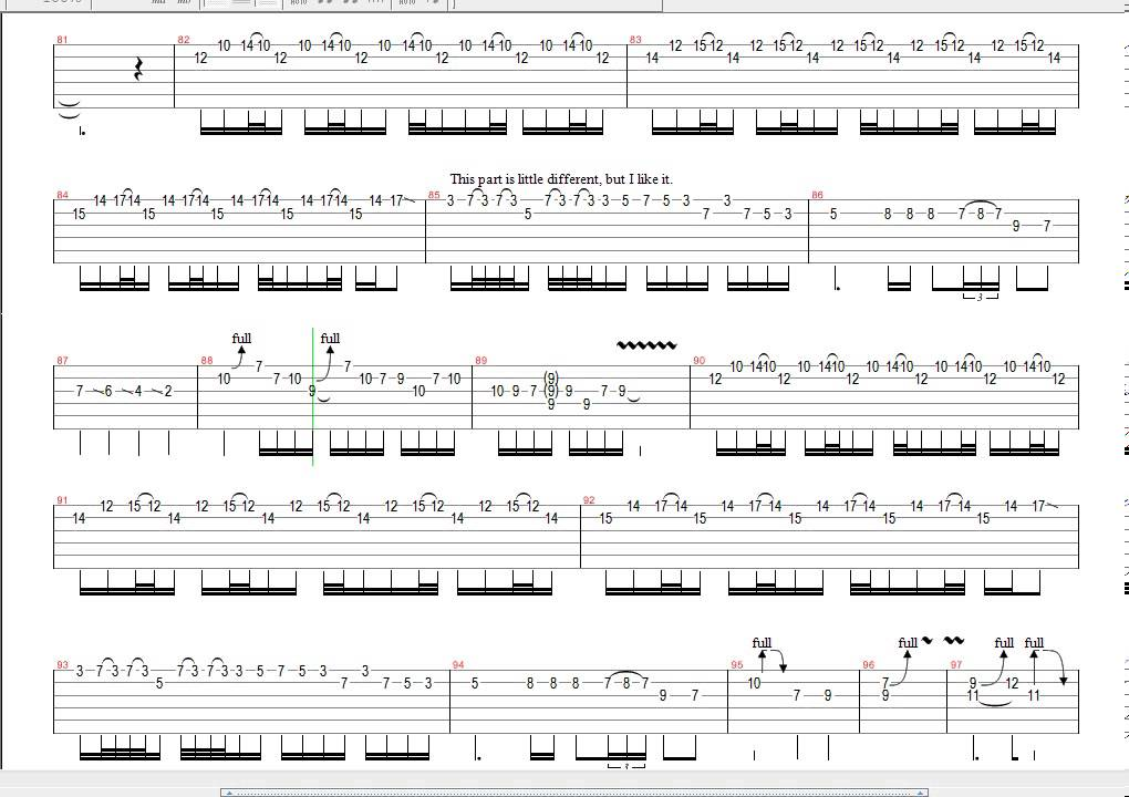 The Final Countdown Sheet Music Honghankk