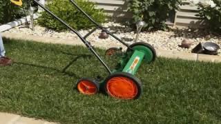 Scotts 2000 20 20 Inch Classic Push Reel Lawn Mower
