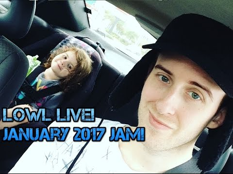Lowl Live January 2017 Jam! (Bar Fights, Last Mission, Lost, MFC & Much More! ) - 동영상