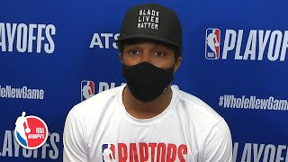 Kyle Lowry says Raptors weren't aggressive enough in Game 5 vs. Celtics | 2020 NBA Playoffs