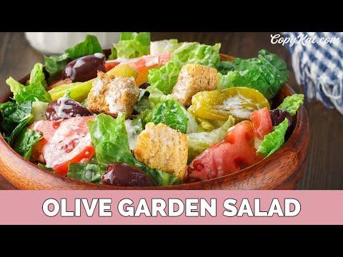 olive garden salad mix - Olive Garden Salad