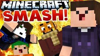 Zu viele Explosionen! | Minecraft Smash