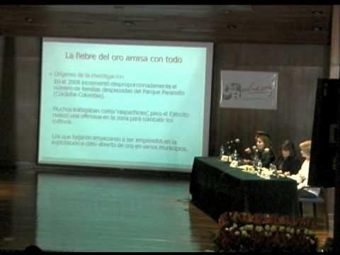 La minería ilegal en Córdoba (1)