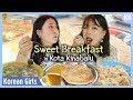 Korean Girls' Sweet Breakfast in Kota Kinabalu!| Blimey in KK ep.1
