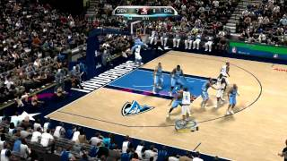 NBA 2K10 PC GTX 260 OC Edition 1920x1080 Maxed Out
