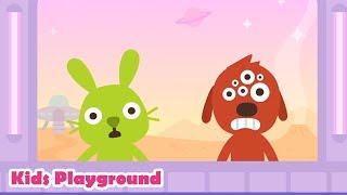 Sago Mini Super Juice Kids Game - Mix up a magical drink! Sago Mini