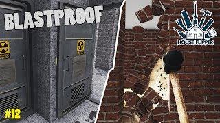 Hidden Room - Bunker Flip   House Flipper #12