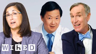 The Best of Tech Support: Ken Jeong, Bill Nye, Nicole Stott and More | WIRED