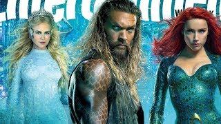 Аквамен / Aquaman.Трейлер #2 (2018) 1080p 60FPS