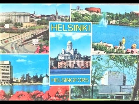Nostalginen Helsinki 75-90 luvulla / Nostalgic Helsinki Finland