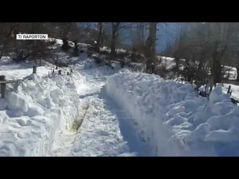 Moti me reshje, akset të kalueshme - Top Channel Albania - News - Lajme
