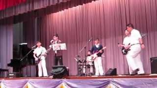 香港道教聯合會鄧顯紀念中學三十周年校慶 石sir 表演(1)