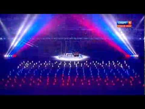 Клип хор - Гимн России