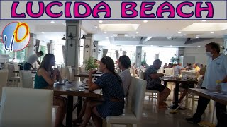Lucida Beach Обед dinner Abendessen Кемер Kemer Турция Turkey
