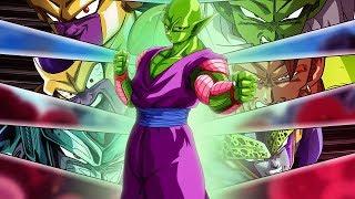 NEW EZA PICCOLO ON A 100% RAINBOW RESURRECTED WARRIOR TEAM! Dragon Ball Z Dokkan Battle
