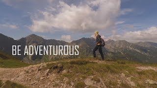 Follow your dreams (hiking motivational video) - 2.7k gopro hero5 & karma grip