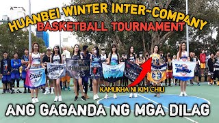 OPENING CEREMONY | HUANBEI WINTER INTER COMPANY BASKETBALL TOURNAMENT