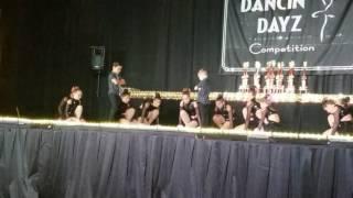 LUCAS DANCE COMPETITION 2017