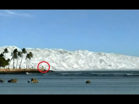 Thumbnail: TSUNAMI FACTS - Five Ways How Tsunami Formed