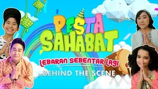 Video Behind The Scene Pesta Sahabat RTV yang Seru Abisss!!! download MP3, 3GP, MP4, WEBM, AVI, FLV Juni 2018