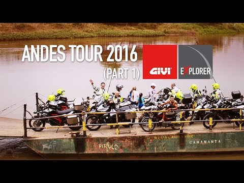 Andes Tour Colombia 2016 - Part 1