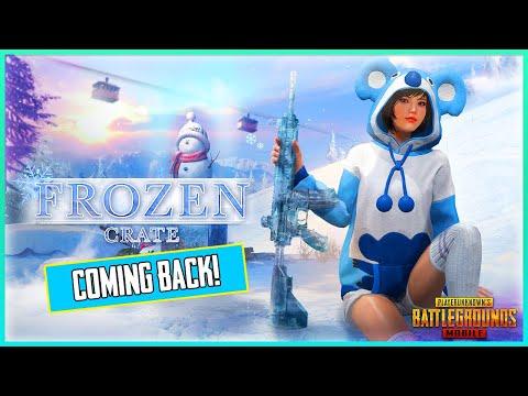 Frozen Crate Coming