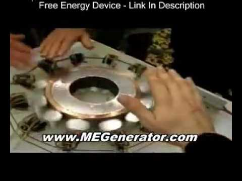 FREE ENERGY, Complete List - Top 10 Weird Government Secrets - free energy generator