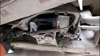 �������� ���� Ошибка компрессора пневмоподвески Land Rover Discovery 3 Ленд Ровер Дискавери 3 ������