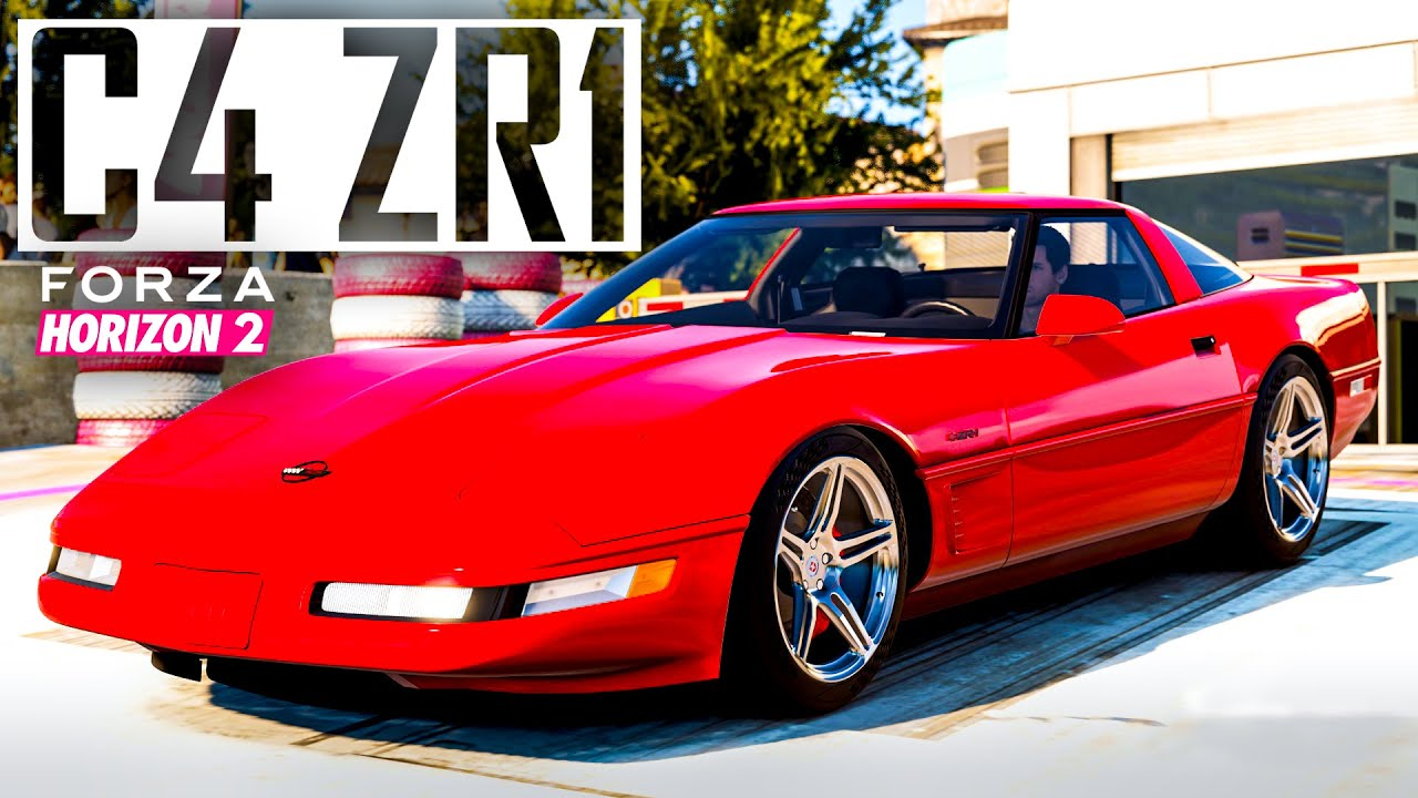 forza horizon 2 corvette c4 zr1 send me your questions youtube. Black Bedroom Furniture Sets. Home Design Ideas