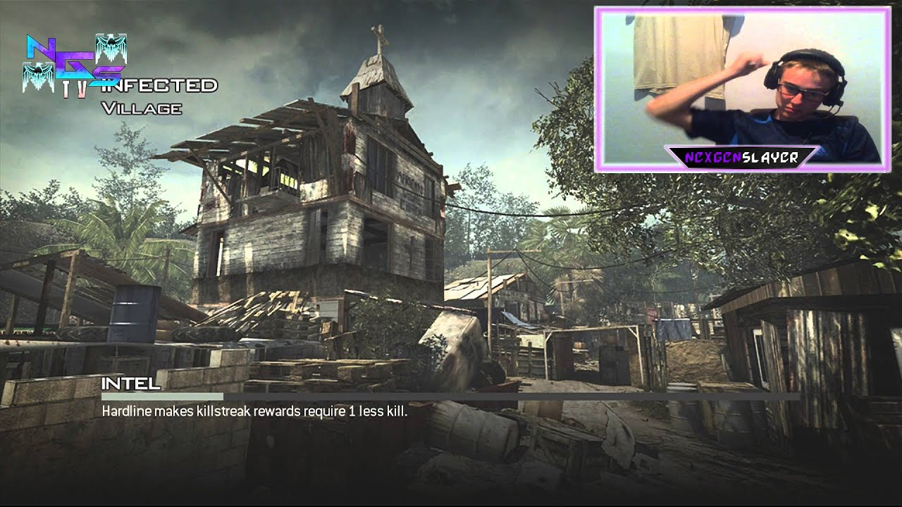 MW3: Insane Infected on Resistance & Village |