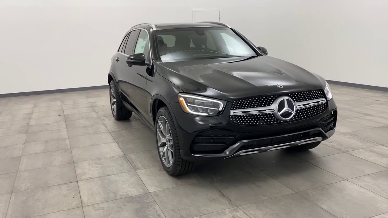 2020 Mercedes-Benz GLC Walk-Around Rockville Centre ...
