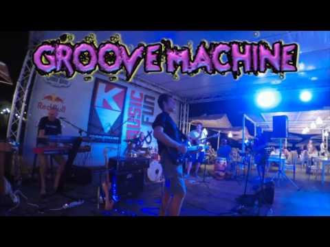 Groove Machine Live@ Kinsale Village, Nettuno