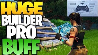 HUGE Builder Pro Buff and Mini Shields Glitch Fixed (Builder Pro And Combat Pro Edit Buff)