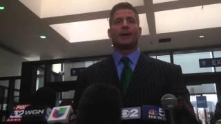 Chicago Police officer Jason Van Dyke's lawyer