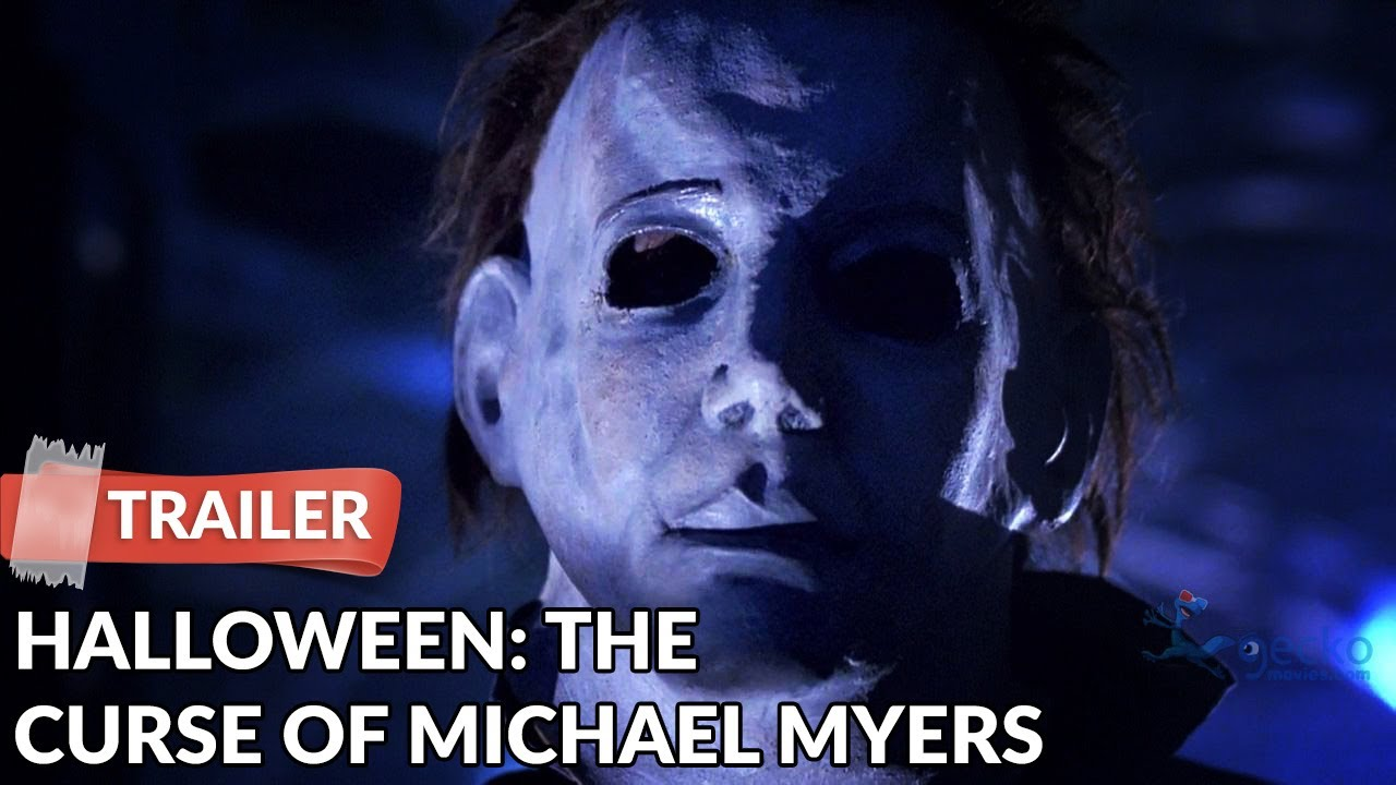 Halloween: The Curse Of Michael Myers 1995 Trailer   Donald Pleasence